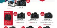 Canon Summer Clearance Sales Event