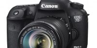 Canon EOS 7D Mark II Pre-Order Gift Pack