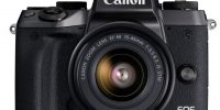 Mike Drew's Review on The Canon EOS M5