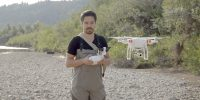 DJI Phantom 2 Hands-On Field Test (With Vision+ and Go Pro)