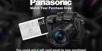 Panasonic Match Your Purchase Draw