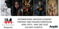 Calgary Portrait and Fashion Symposium Presented by the International Masters Academy