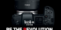 Canon Joins the Full-Frame Mirrorless Game: Announces the EOS R
