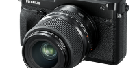 Fujifilm Announces New GFX 50R and Development of 100MP Medium Format