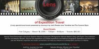 Through the Lens of Expedition Travel Photography Seminar