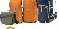 Winner of the Lowepro Trade-In Program