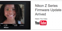 Nikon Z Series Firmware Update Has Arrived