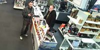Robbery at The Camera Store – staff attacked with bear spray