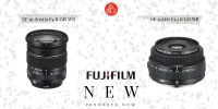 Fujifilm Announces New Lenses: XF 16-80mm F4 Zoom and GF 50mm F3.5 Compact Prime