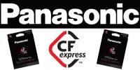 Panasonic CF Express Memory Cards!