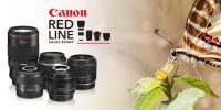 Last Chance To Shop The Canon Red Line Sales Event!