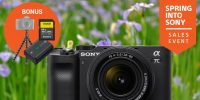 Going Full-Frame Mirrorless with the Sony a7C
