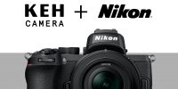 Nikon Virtual KEH Gear Buying Event