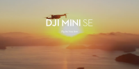 Time to Fly With The New DJI Mini SE
