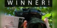 Winner Of Our Panasonic Win Your Purchase Contest!