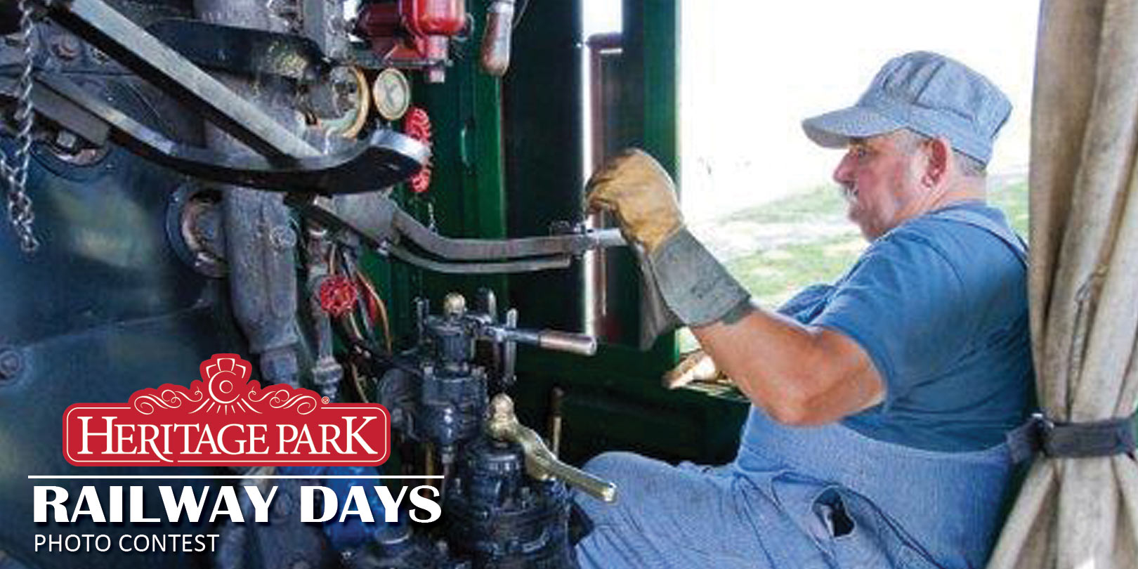 Enter Heritage Park's 2016 Railway Days Photo Contest – The