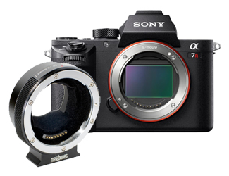 Sony A7R II With Metabones Adapter